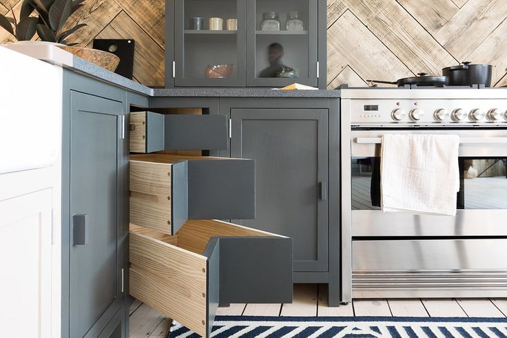 Well Made in England is at the heart of KENT & LONDON and that's exactly what you're buying into, so it's only right that every kitchen is made by hand in