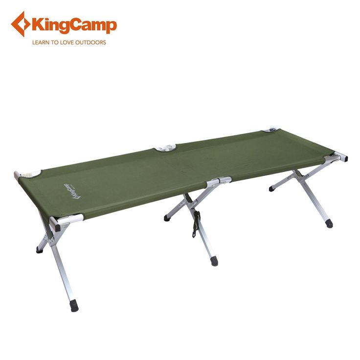 Nice Top Quality KINGCAMP Military Style Army-Style Folding Cot