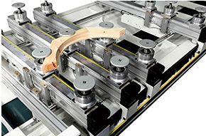 SCM CNC-Bearbeitungszentrum-Lösungen