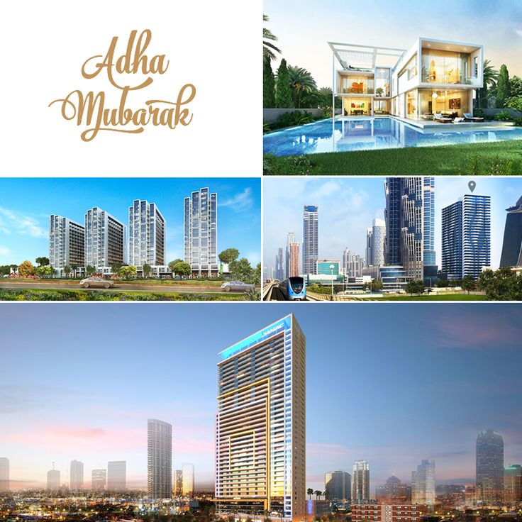 "ADHA Mubarak! Avail exciting prices and special payment plans on our latest projects this Eid. We are ""Official Strategic Business Partner of DAMAC"".  Through us you can get;  - Gurantee Cheapest Rates - We will not take a single dirham  - We can get you already saled property  - We can make easy payments plans  - We can get your appartment key with 34% of total amount - We can transfer your funds from any country in any number of amount To buy Property Contact Us"