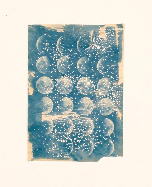 Moon phases Emily Gui Art, Moon phases, Moon