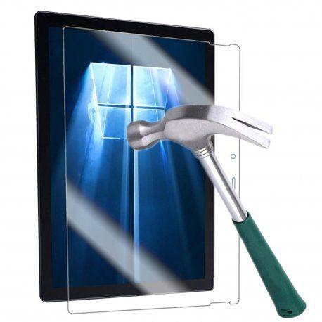 De ce sa nu comanzi Folie protectie sticla Microsoft Surface Pro 4 Premium Crystal Shock cand l-ai gasit pe iNowGSM.ro la un pret bun?