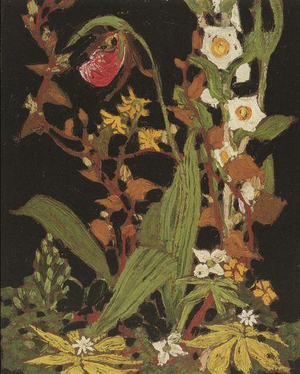 ❀ Blooming Brushwork ❀ - garden and still life flower paintings - Tom Thomson…