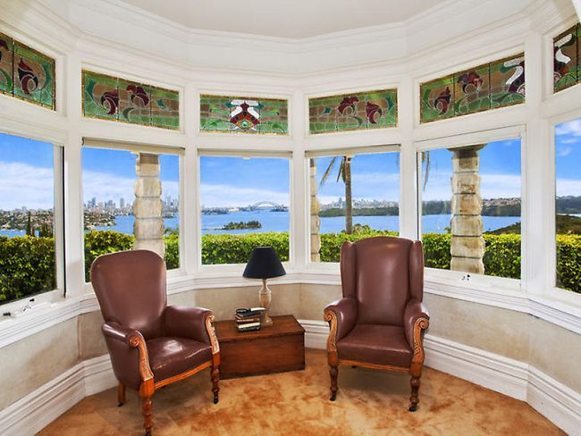 Bay window  interior  in Kianga a Federation home in Vaucluse  Sydney   Australia. 39 best images about Australian homes from Victorian to Federation