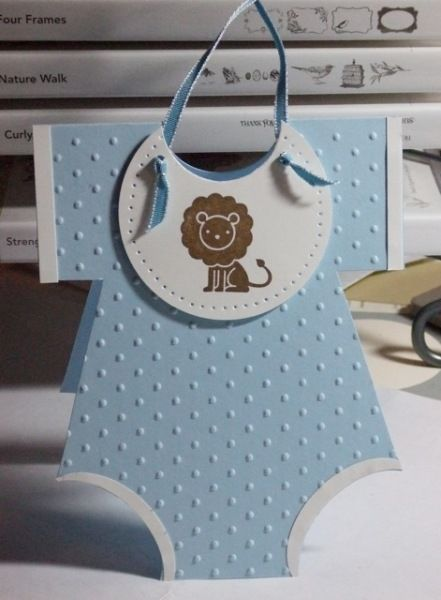 baby boy. I have this pattern but like the addition of the texture and bib!