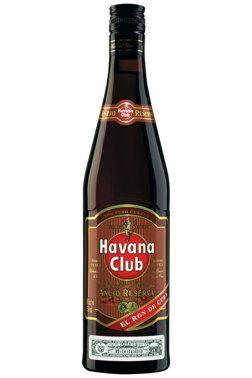 Havana Club Anejo Reserva Rhum brun, 750 ml