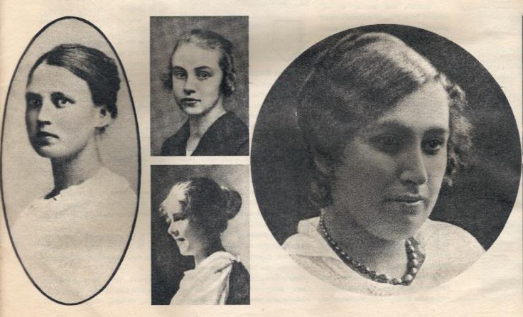 Miss Finland 1919 – contestants
