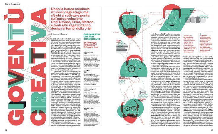 IL40 - Cover story / DESIGN INTELLIGENTE