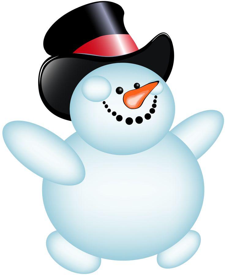 snowman clipart - Google Search