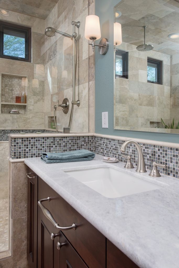 Website Picture Gallery Spa Like Master Bathroom Remodeling in Phoenix AZ
