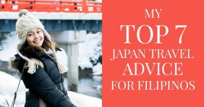 Japan-Travel-Advice-for-Filipinos