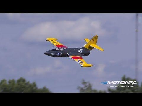 Freewing F9F Navy Panther RC Jet Plane