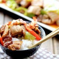 easy pork stir fry