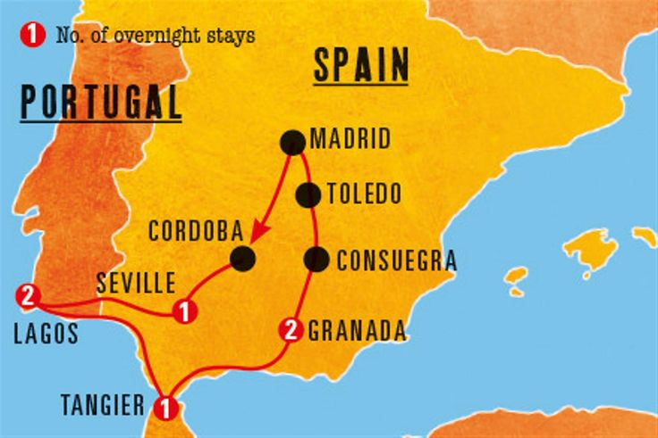 Spain & Portugal - Iberian Adventure   Busabout