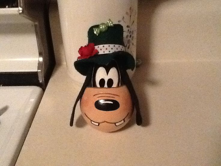 New Goofy ornament