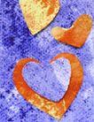 Bild-Collage aus Marmor-Papier -- Papier zu marmorieren, ist mit viel Aufwand verbunden. Eine einfache Methode ist die Abklatsch-Technik. Dazu wird das Papier mit Kleister eingestrichen und mit Farbmustern versehen. Tonpapier eignet sich gut oder auch Spezialpapier.