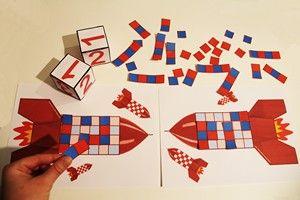 Jeux mathématiques pour apprendre à compter, dénombrer...