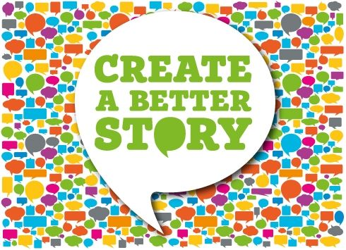 Create a better story - our campaign to encourage young people to share their story and seek help