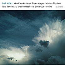 Kim Kashkashian/Sivan Magen/Marina Piccinini ECM New Series 2345
