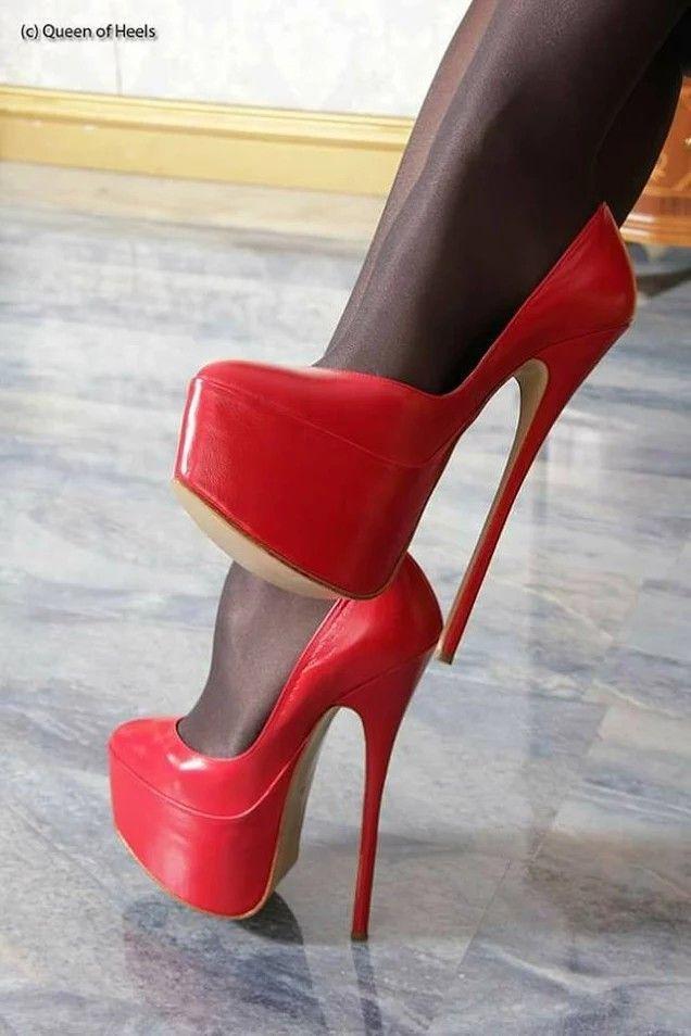 #redstilettoheels #stilettoheelsstilleto