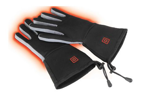 Wireless Rechargable Heated Glove Liners @ Sharper Image