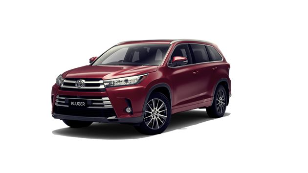 2019 Toyota Kluger Review
