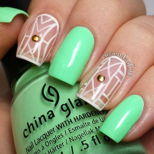 Instagram media cassondrafaye #nail #nails #nailart