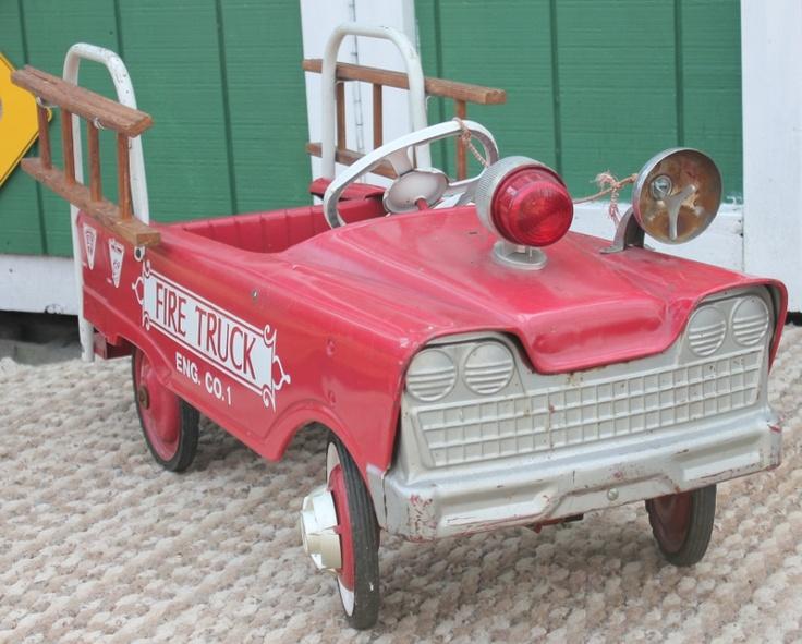 Cars  Fire Truck