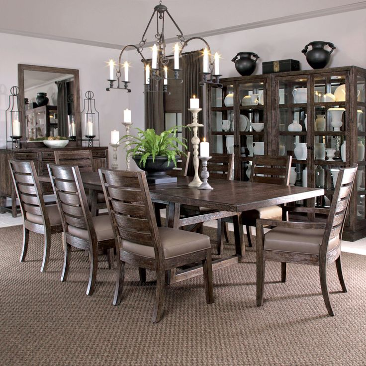 35 Best Dining Tables Images On Pinterest