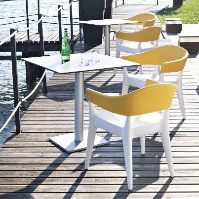10 best images about mobilier de bar restaurant nos for Mobilier de terrasse