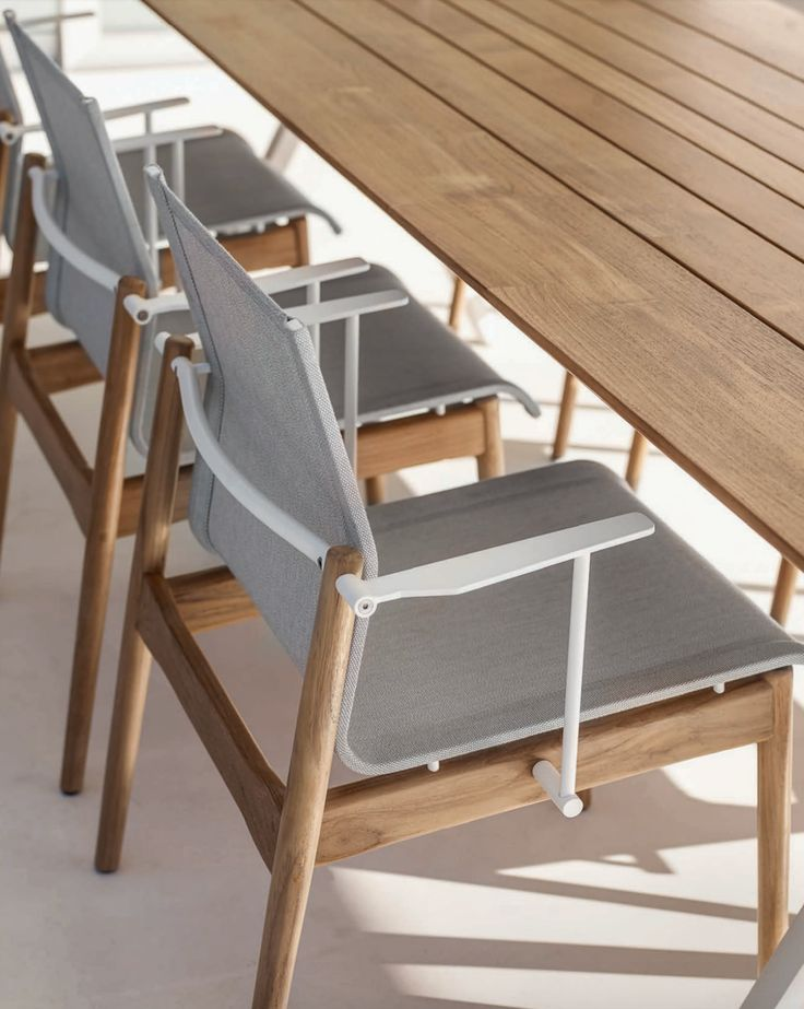 17 Best images about GLOSTER Innovations [Patio Furniture] on Pinterest