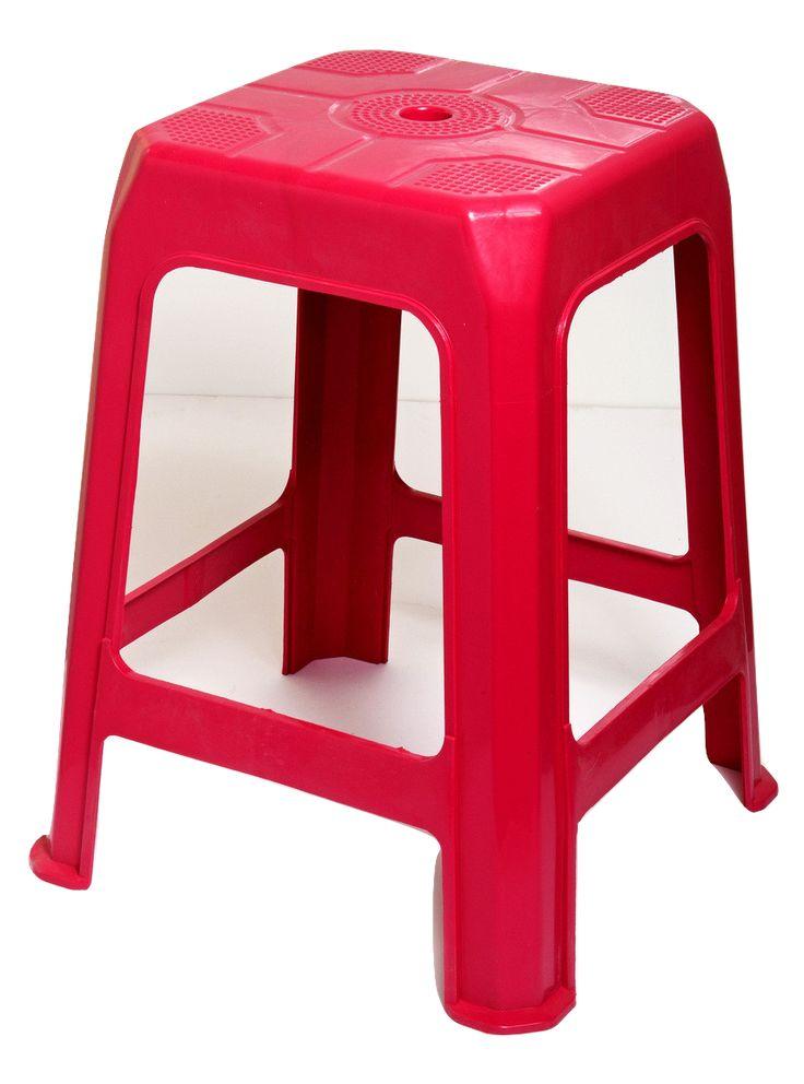كرسي مربع كبير Large Square Chair Decor Plastic Items Furniture