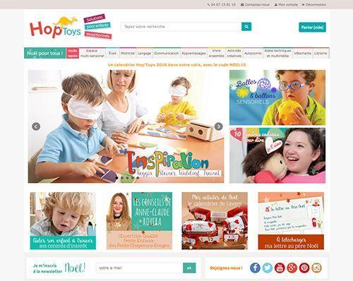Visitez la boutique Hop'Toys