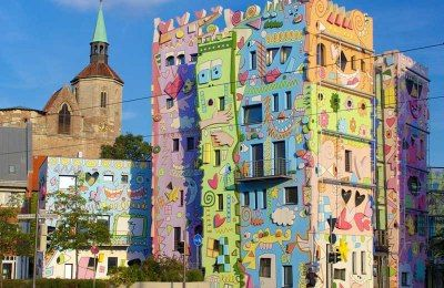 Happy Rizzi House, © Stadt Braunschweig / Gisela Rothe