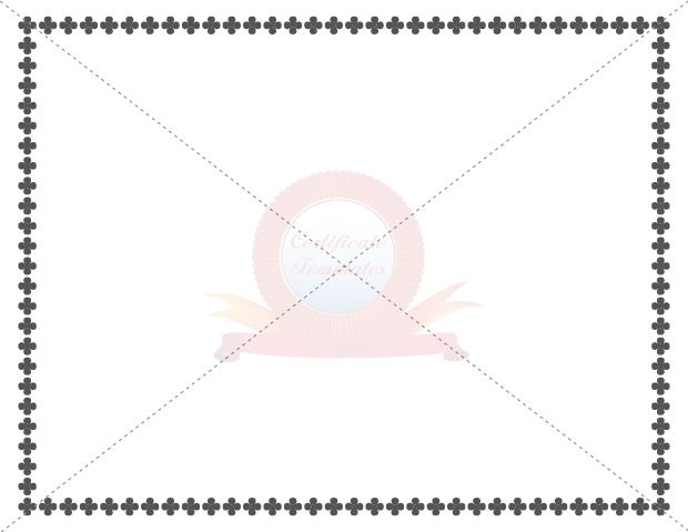 Certificate Borders Templates Certificate Template Pinterest - free download certificate borders