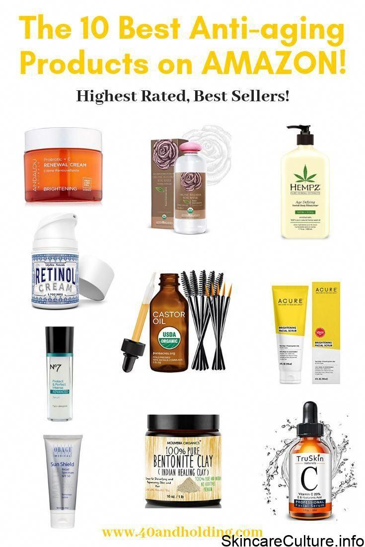 Top Rated Anti Aging Products Women Swear By On Amazon In 2020