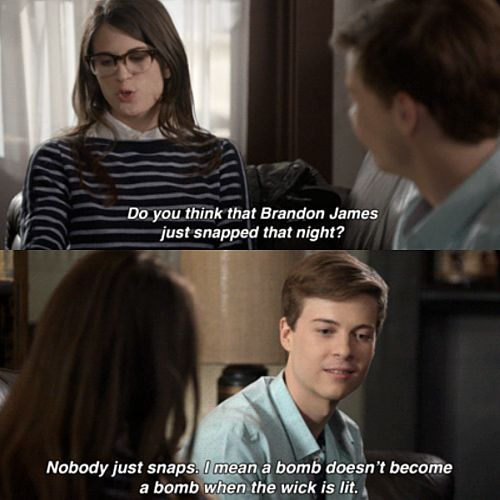 Noah has all the answers. #Scream MTV