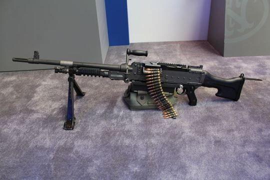 FN MAG - 7.62x51mm