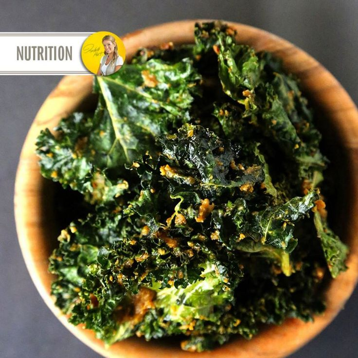 """Why is Kale suddenly so popular? Isabelle Huot - Page officielle answers: """"Kale has excellent nutritional values. It's rich in vitamins A, K and has cancer-fighting properties. It's also contains calcium and fiber. In short, it's a super veggie."""""""