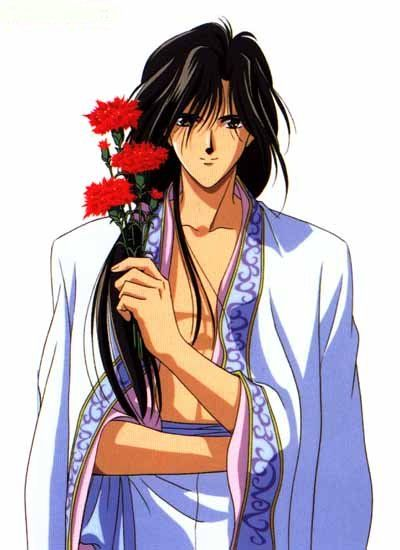 Fantasy Men with Long Hair | Unleash your Inner Pretty Boy: 4 Dating Tips from Anime Bishounen