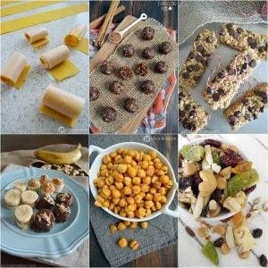 Refrigerios y botanas dulces regreso a clases - refrigerios clases