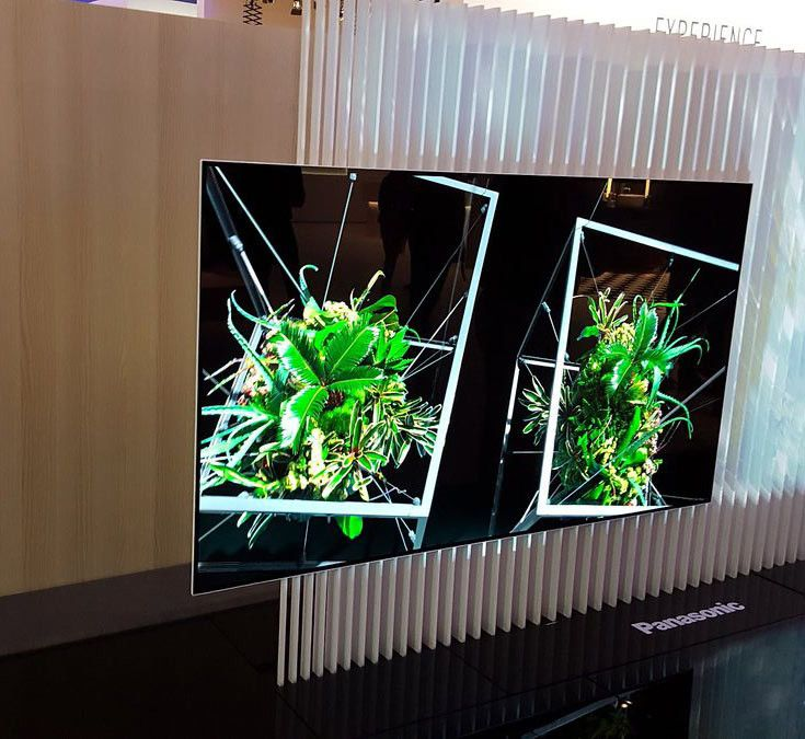 Panasonic's latest OLED 4K TVs are coming for 2017 and they're going to be stunning