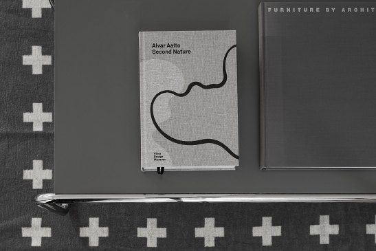 Design bok alvar aalto matta soffbord