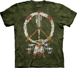 Tričko Lapač snů a míru