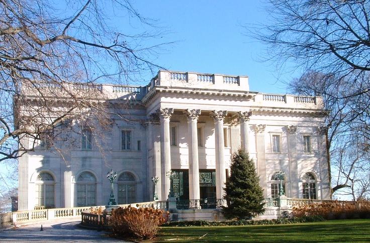Newport Rhode Island Mansion Tours