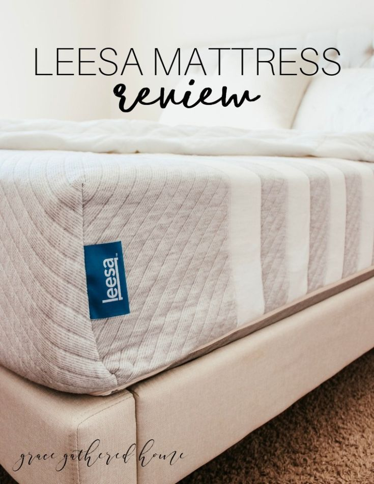 Leesa Mattress Review Going Over The Pros Cons Leesa Mattress Mattresses Reviews Mattress