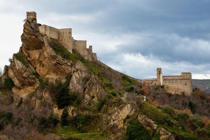 Il Castello di Roccascalegna Abruzzo - Cosa vedere - Idee di viaggio - Zingarate.com