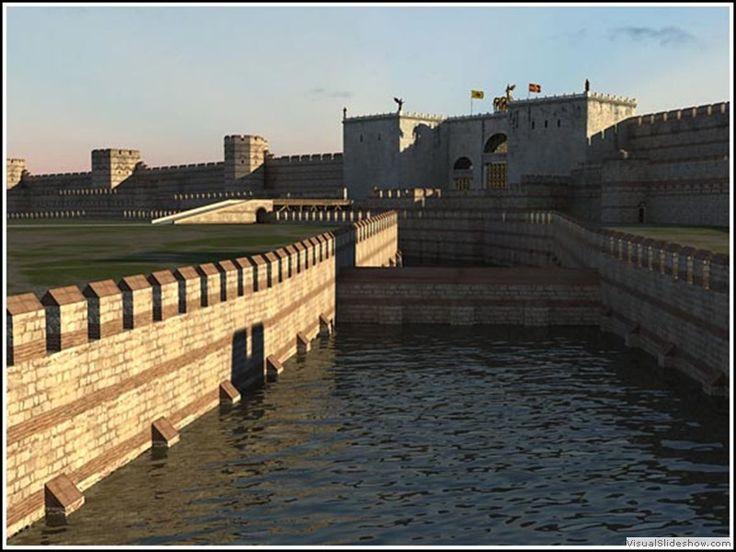 Las murallas de Teodosio