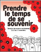 Remembrance Day booklet