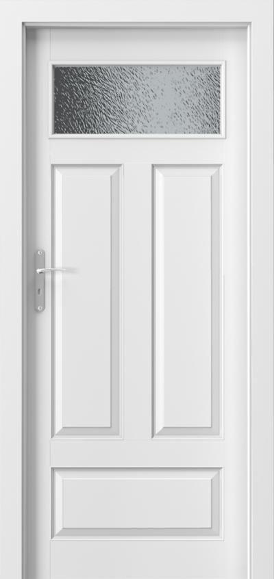 Porta ROYAL Mała Ramka Biały